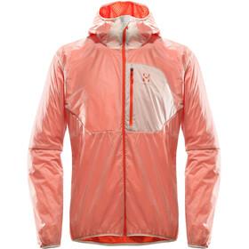 Haglöfs Proteus Jacket Men orange/white